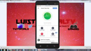 Avast Mobile Security ANDROID App Review and Tutorial