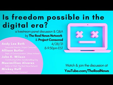 Is freedom possible in the digital era?