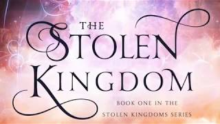 THE STOLEN KINGDOM by Bethany Atazadeh | Official Book Trailer + Cover Reveal!