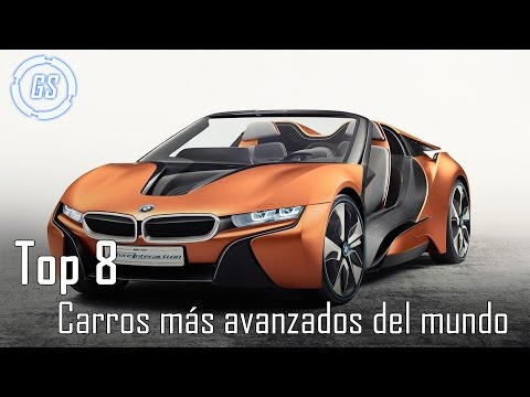 Top 8 world's most advanced car || Cars of the future