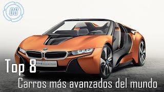 Top 8 Autos Más Avanzados Del Mundo || Coches del futuro