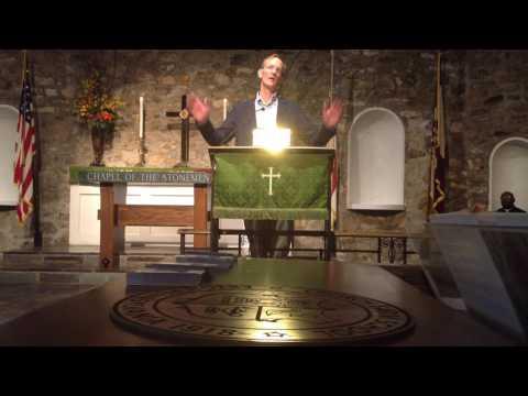 Chapel guest speaker Whitney Kuniholm