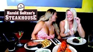 Seltzer's Steakhouse Restaurant Review Mariah Milano