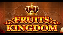 ** NEW GAME ** ** FIRST LOOK ** SLOT BONUS | Fruits' Kingdom, EGT | NICE WIN!