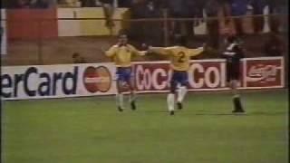 Copa América 1991: Brasil 2x1 Bolívia
