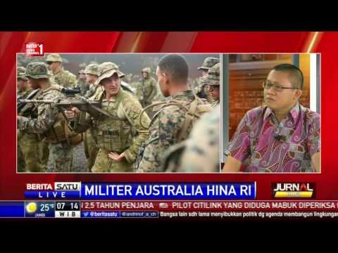 Dialog: Militer Australia Hina RI #1