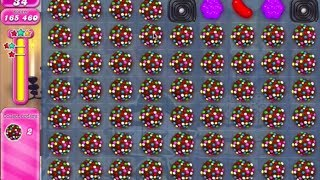 candy crush saga Level 519 INSANE 59 COLOR BOMB COMBO thumbnail