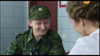 Медсестра Лариса Ивановна (9 Эпизодов) - Армейский юмор