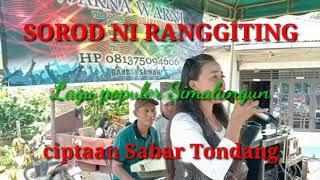 Sorod Ni Ranggiting - Eliana Sirait | Lagu Pop Simalungun