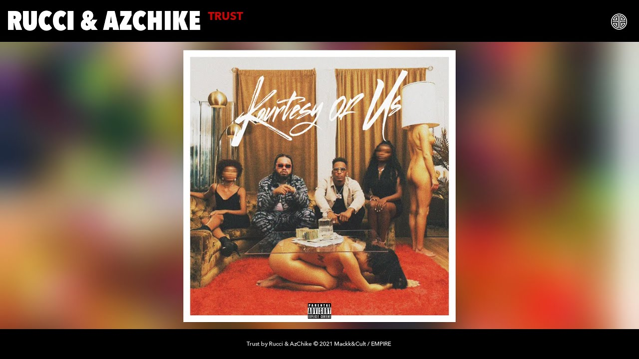 DOWNLOAD Rucci & AzChike – Trust (Official Audio) Mp3 song