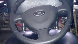 видео Замена рулевого колеса на ВАЗ 2110, ВАЗ 2111, ВАЗ 2112