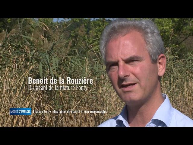 Modes d'emplois - Filature Fonty : des laines de qualité et éco-responsables