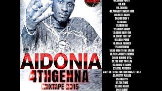 DJ JUNKY  - AIDONIA 4THGENNA MIXTAPE OCT 2015