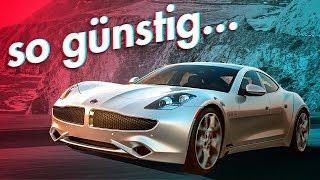 5 Autos die dich reich aussehen lassen! | RB Engineering