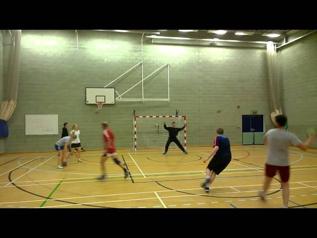 BHC TV - Goalkeeper warm up