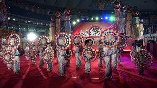 「鳥取しゃんしゃん祭」スペシャルフライデーナイト ふるさと祭り東京2014 in 東京ドーム