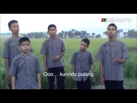 Lagu Nasyid Gontor 2 Nida Rindu Pulang YouTube