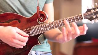 Irish Washerwoman Mandolin Lesson