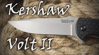 Kershaw Volt II 3650: обзор карманного ножа