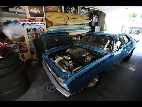 New Spark Plugs in the Twin Turbo Hemi! – Garage Night: Episode 1