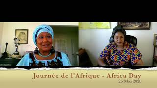 AFRICA DAY : Entretien avec Ndèye Marie FALL et Etouma AYISSI