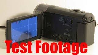 Panasonic HDC-SD90: Test Footage