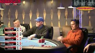 LIVE CASH GAME POKER SHOW E04 - Highlight