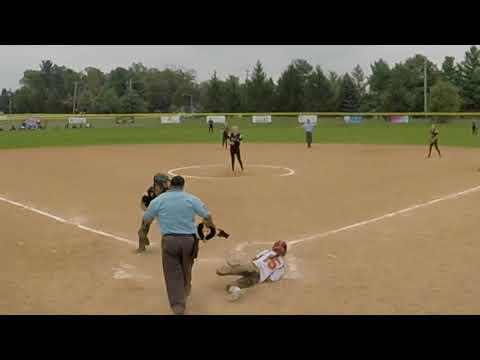 Carley Parsons  2019 Outfielder Pennsbury Gems Gold 10 26 17