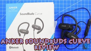 Anker SoundBuds Curve Wireless Headphone Review