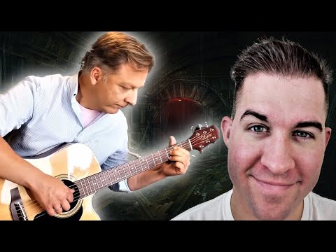 Metro Exodus - Alexey Omelchuk - The Music Of Metro Acoustic Set   Reaction (Thoughts and Opinions