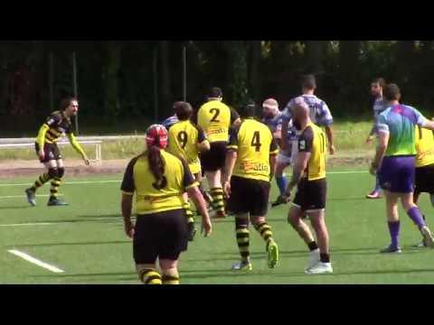[19-05-18] Complutense Cisneros V vs Torrelodones Rugby Club