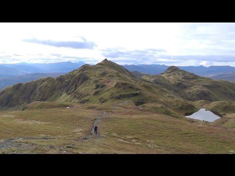 Blethering Ben - 73 - The Tarmachan Ridge