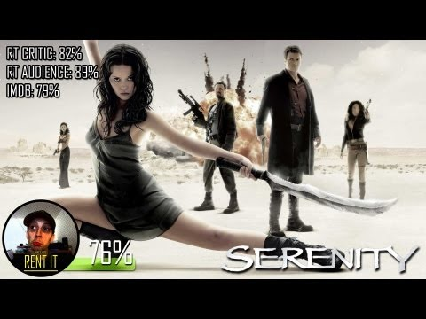 Serenity (2005) - Movie Review