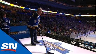 2020 NHL All-Stars Skills Competition: Shooting Stars Challenge