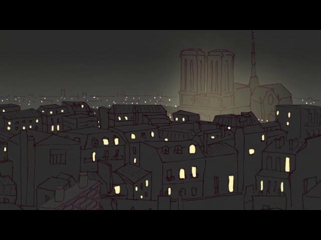 Le 48, dessin animé inspiré du livre Madame Betty, chroniques parisiennes- Béatrice Pardossi Sarno