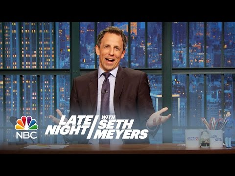 Seth Takes on English-Only Politicians in Solamente Inglés - Late Night with Seth Meyers