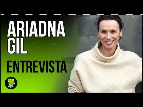 Ariadna Gil 'Zona Hostil':