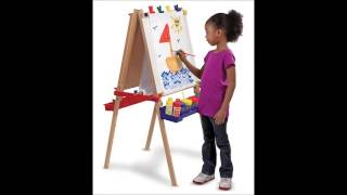 Melissa And Doug Art Easel