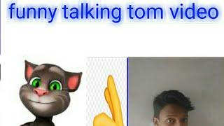 Talking tom funny new video