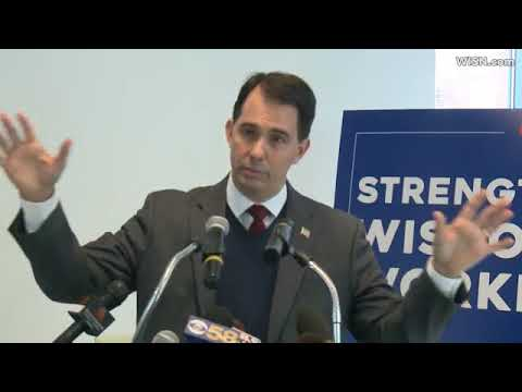 Walker says loss of Republican state Senate seat is wake-up call