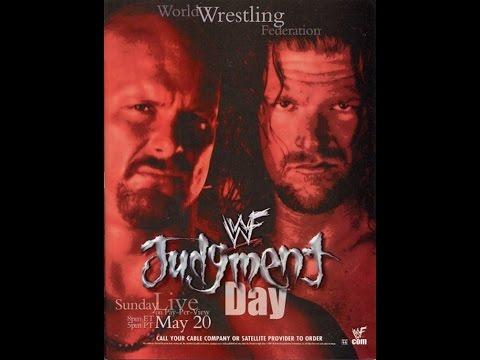41-WWF 2001 Judgment Day (Link en la descripcion)