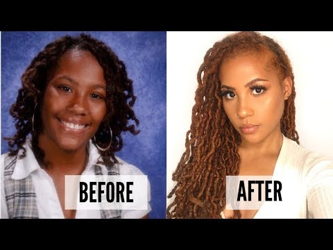 MY 12 YEAR LOC JOURNEY | Regrets?, Length Check, Q&A..