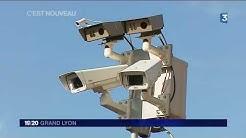 St Bonnet-de-mure : un radar piéton rappelle les automobilistes à l'ordre