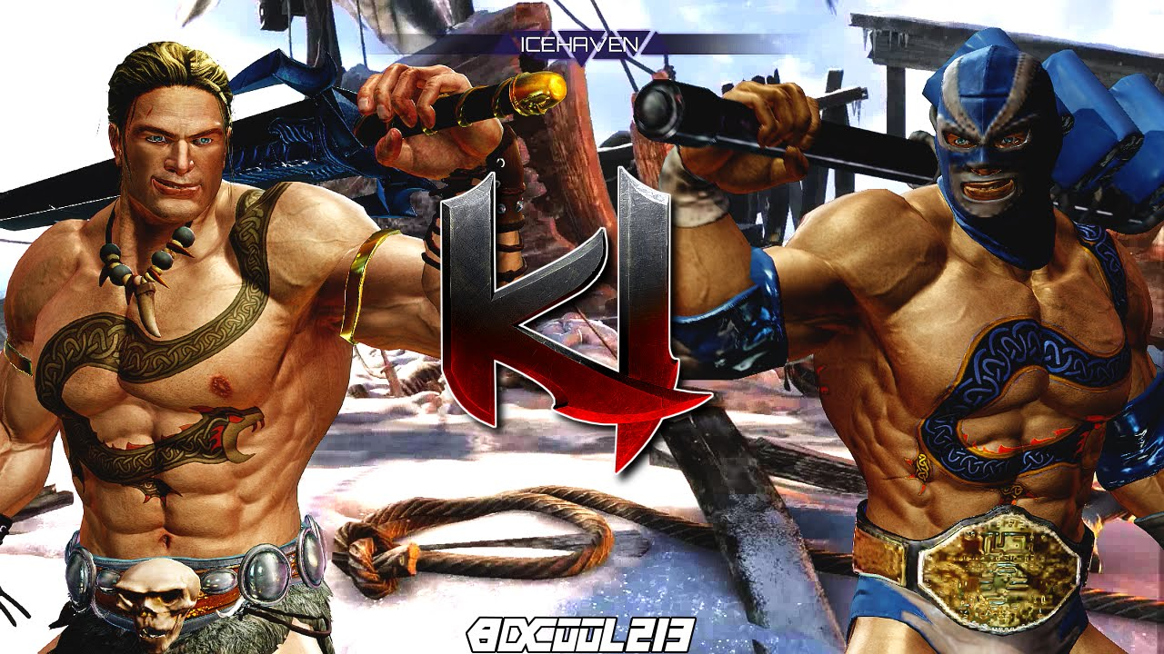 Killer Instinct Tusk Gameplay Footage - Online Match 29 ...