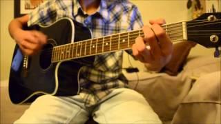 Abel Pintos - Aquí te espero (Guitar Cover)