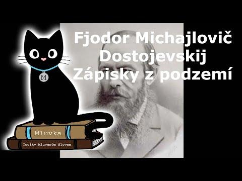 Fjodor Michajlovič Dostojevskij -  Zápisky z podzemí (Mluvené slovo CZ)