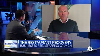 Junior's Restaurant owner on how it's feeling the staffing crunch