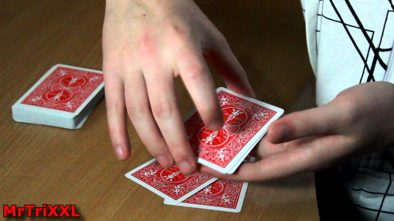 Kartentricks Erklärt