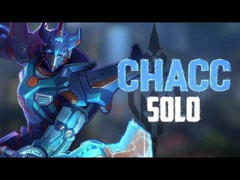 Chaac Ranked Solo: MAXIMUM TANK EQUALS MAXIMUM DAMAGE! - Incon - Smite