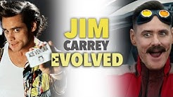 The Evolution of Jim Carrey | EVOLVED